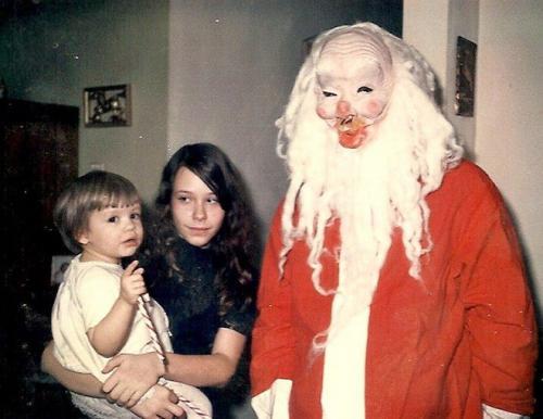 Les pires photos de famille prises à Noël