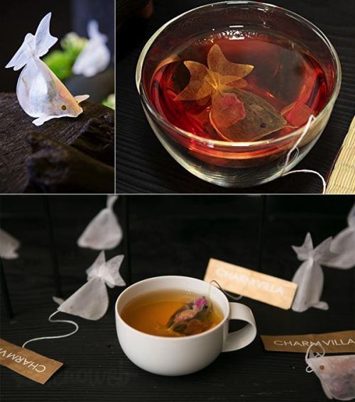 11 sachets de thé ingénieux qui changeront votre façon de le boire