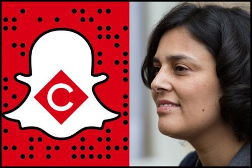 Myriam El Khomri exfiltré du plateau de C à vous sur France 5