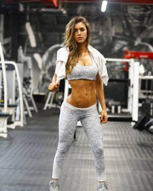 51 filles sportives incroyablement sexy