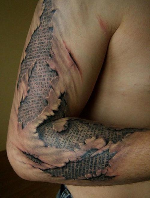Les tatouages les plus incroyables de 2018
