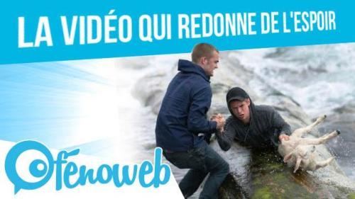 La vidéo qui va vous redonner foi en l'humanité