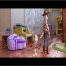 Le Teaser de Toy Story 4